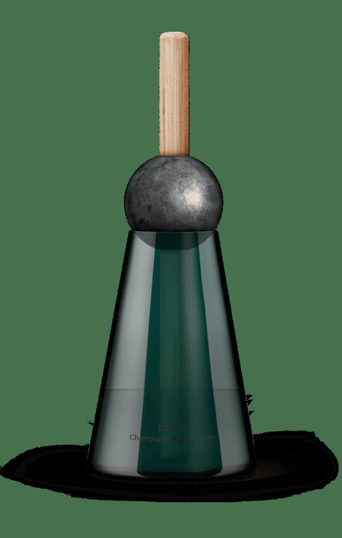 Champagne & Strawberry Interior fragrance - room sticks