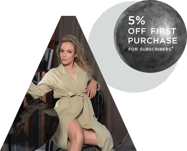 5% off first purchase